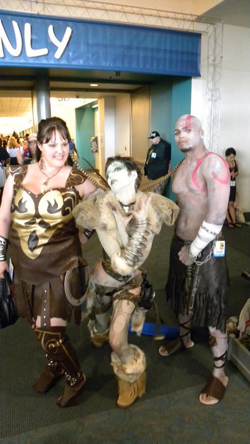 Foto de 1 - Cosplay ComicCon (8/13)