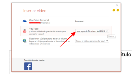 Busca Un Video De Youtube