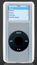 Primeros accesorios para iPod nano