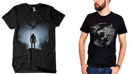 Camisetas The Witcher