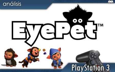 'EyePet'. Análisis