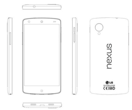 Un manual interno de LG nos enseña de cerca el Nexus 5