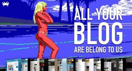 Títulos controvertidos, compañías que nos han dejado en 2012, y la portátil definitiva. All Your Blog Are Belong To Us (CLXXXIV)