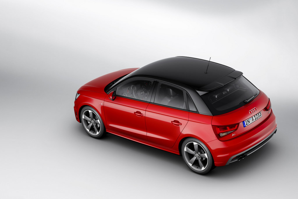 Foto de Audi A1 Sportback (19/21)