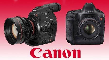 Canon entra en el cine con EOS Cinema: la C300 y C300PL son una realidad... y anuncia una futura DSLR