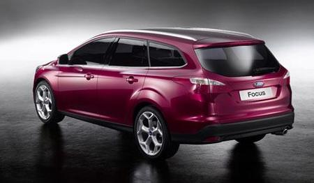 Ford Focus Wagon 2012