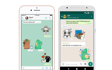 Como hacer stickers whatsapp ios