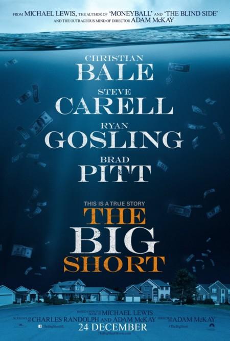 Cartel de The Big Short