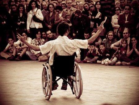 Los discapacitados también le reclaman al gobierno que cumpla su promesa: banda ancha para todos