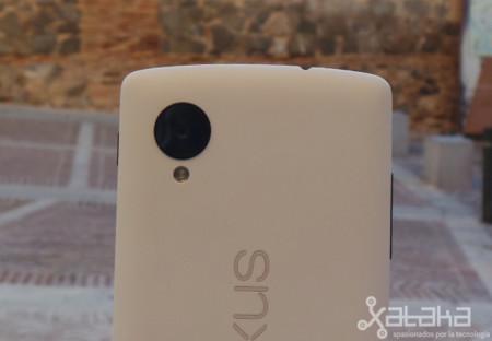 Nexus 5 Cámara