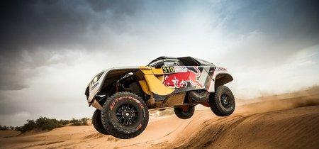 Ellos son los españoles que disputarán el Dakar sobre cuatro ruedas