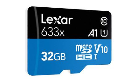 Lexar 633x 32gb Microsdhc Uhs I