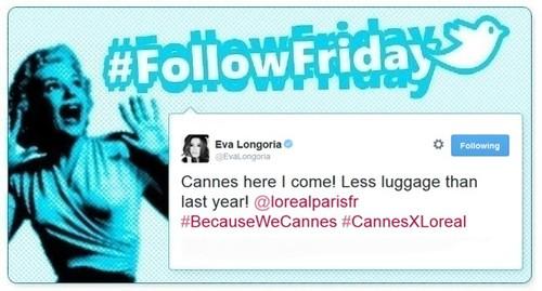 #FollowFriday de Poprosa: Seguimos a vueltas con el Festival de Cannes