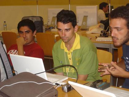 Así ha sido la Campus Mac 2006 en imágenes
