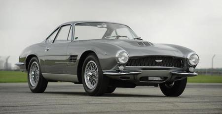 Aston Martin DB4GT, un coche único subastado por más de 3,8 millones de euros