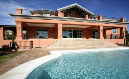 Una casa en Sotogrande, sol y golf en la costa gaditana