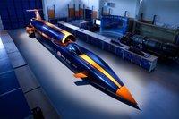 Empieza a construirse el coche más rápido del mundo