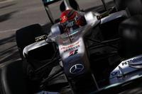 Mercedes tiene un F-Duct innovador en la recamara
