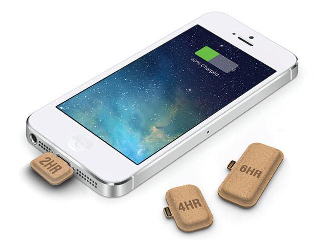 Mini Power es una cápsula con la dosis exacta de energía que nuestro iPhone necesita