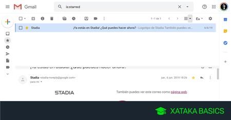 Cómo activar la vista previa de Gmail para leer los correos sin entrar en ellos