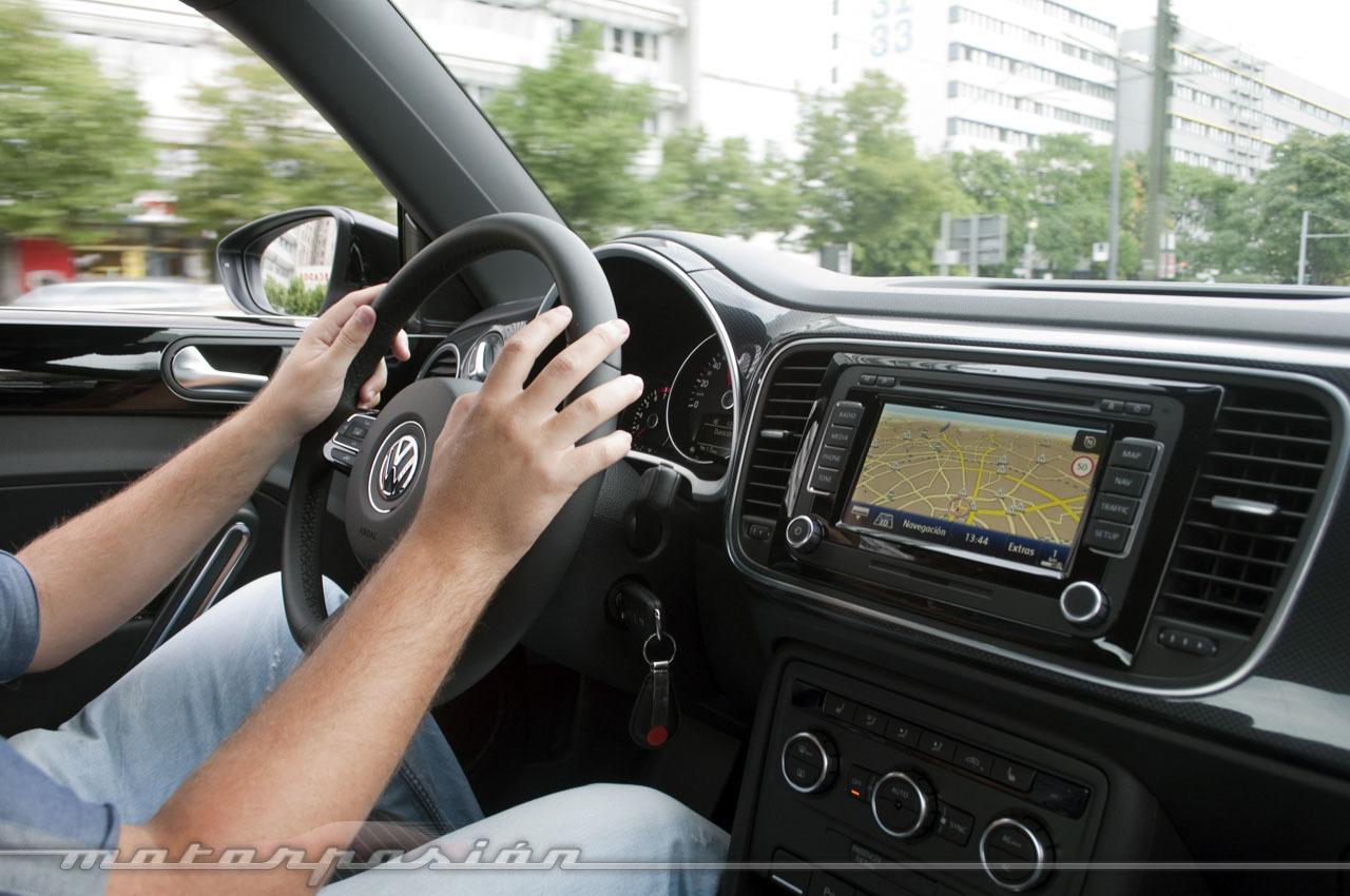 Foto de Volkswagen Beetle (presentación) (15/31)