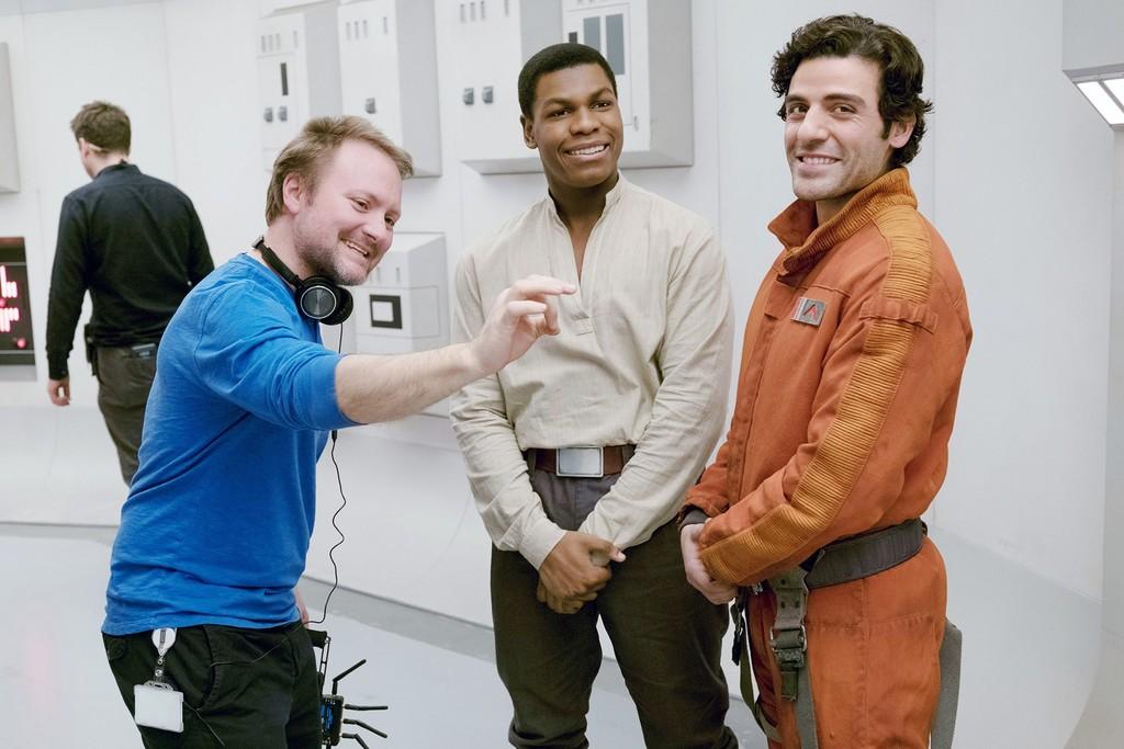 'Los últimos jedi': la corrección de Rian Johnson sobre el salto de eje confirma que es la película de 'Star Wars' más polémica