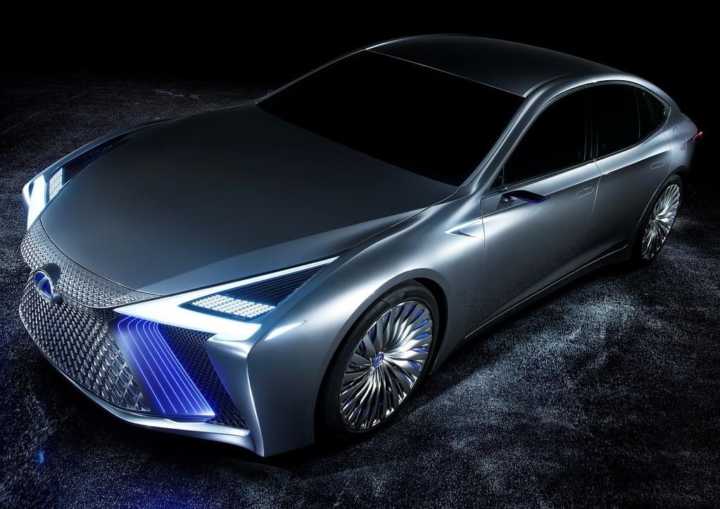Foto de Lexus LS+ Concept, Auto Show de Tokio 2017 (8/12)