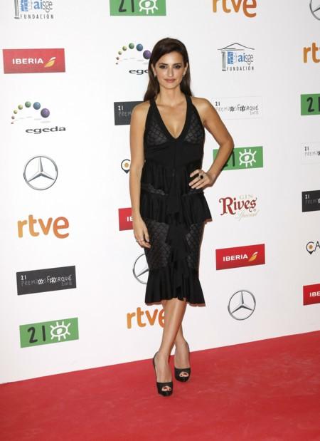 Penelope Cruz Premios Forque 2016 2
