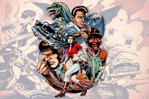 Cadillacs and Dinosaurs, una brutal distopía Xenozoica con el sensacional toque arcade de Capcom