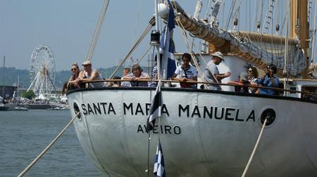 Viajar en un barco pesquero aprendiendo las artes del mar