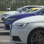 Guerra de familia: Audi R8 vs RS6 vs RS3 vs S1 Plus vs RS2 vs Ducati 959 Panigale