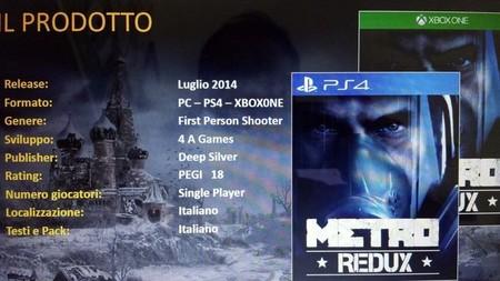 Puede que tengamos un lote con Metro 2033 y Last Light en PC, PS4 y Xbox One