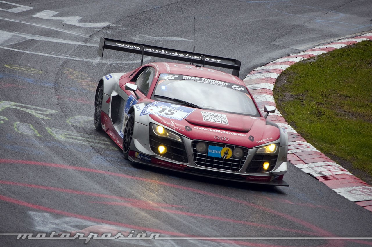 Foto de La increíble experiencia de las 24 Horas de Nürburgring (102/114)