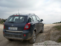 Tricomparativa: Citroën C-Crosser, Opel Antara y SEAT Altea Freetrack (parte 4)