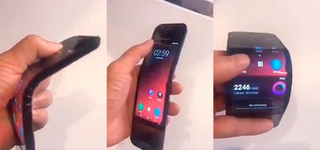 Lenovo vuelve a mostrar un prototipo de móvil con pantalla plegable