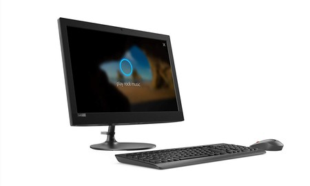 Lenovo Ideacentre 330-20AST, un todo en uno básico, ideal para navegar que, por el Día de Internet, Amazon nos deja por 209,99 euros