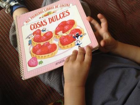 Mi primer libro de recetas