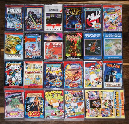 Cassettes para Commodore