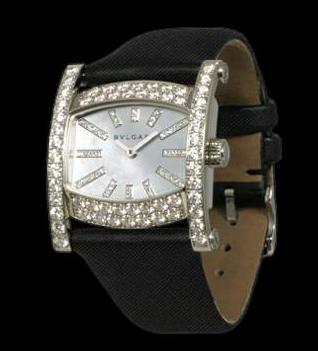 Assioma Precious de Bulgari. Reloj de lujo