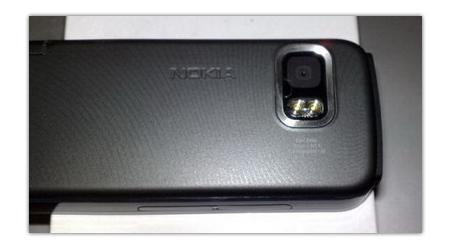 Nokia 5800, también conocido como Tube