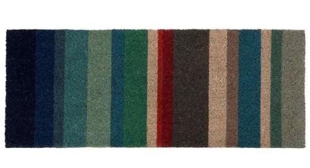 Felpudo Con Estampado De Rayas Multicolores 40x120 1000 3 4 205414 1