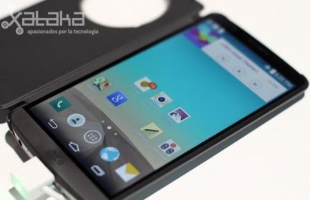 LG G3 (Vodafone) recibe Android 5.0 Lollipop