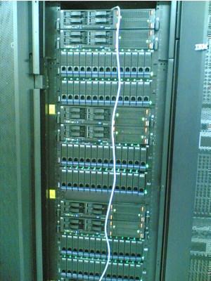 Nuevo supercomputador en la Facultad de Informática de la UPM