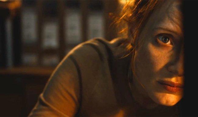 Jessica Chastain en La Noche Más Oscura (Zero Dark Thirty)