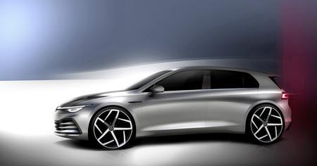 Volkswagen Golf Teaser 2