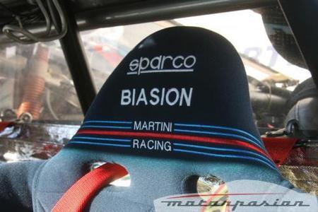Lancia Martini Miki Biasion