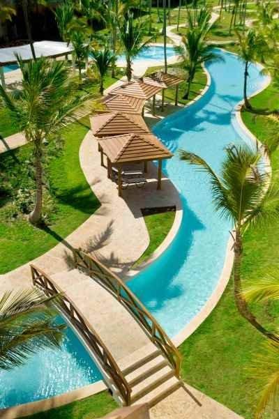 El Hotel NH Royal Beach en Punta Cana.