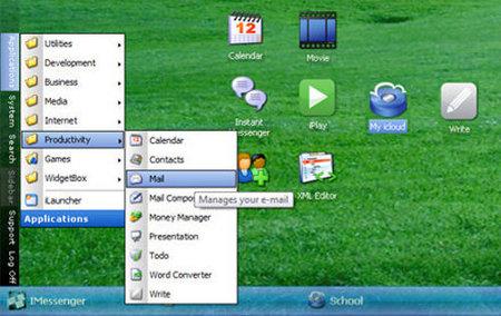icloud: un escritorio en tu navegador