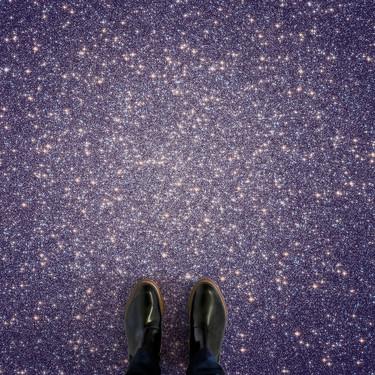Atrafloor convierte en suelo el Ultra Violet más estelar de Pantone