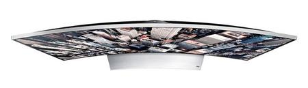 Conoce todos sobre los televisores curvos de Samsung en su nuevo espacio